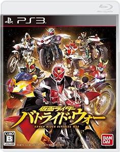 Ps3 Kamen Rider Batoraido War