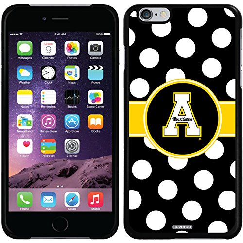 Appalachian State Designs On Black Iphone 6 Plus Thinshield Snap-On Case