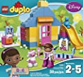 LEGO DUPLO Brand Disney 10606 Doc McStuffins Backyard Clinic Building Kit from LEGO DUPLO Brand Disney