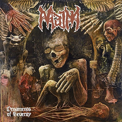 Maim - Ornaments Of Severity (LP Vinyl)