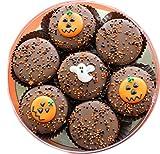 Chocolate Dipped Oreo Cookies for Halloween 7 Oreos
