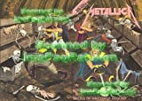 img - for Metallica - Metal Thunder Comic #2; Step Dude & Battle of Hallowed Ground book / textbook / text book
