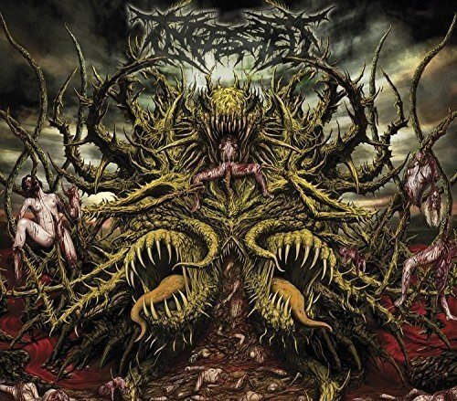 Surpassing The Boundaries Of Human Suffering (2016 Reissue) by Ingested