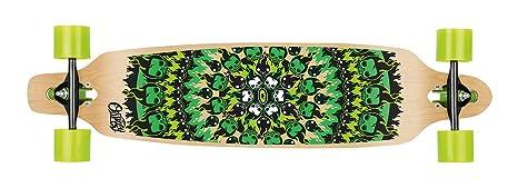 Osprey Flame Skull Twin Tip Skateboard Vert