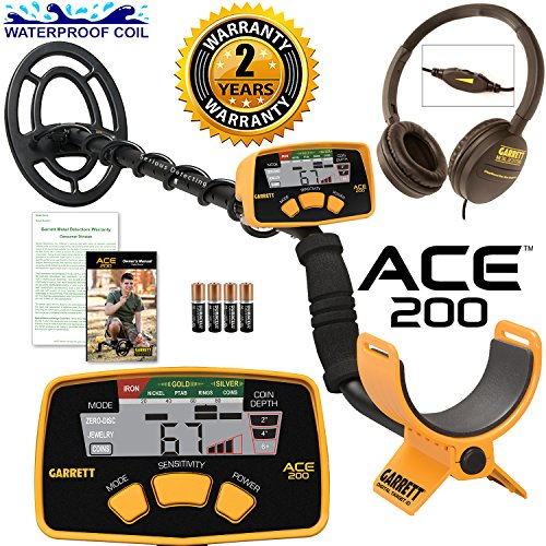 garrett-ace-200-metal-detector-with-waterproof-coil-and-clearsound-headphones