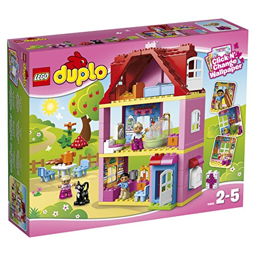 Best legos for girls of all ages for Modele maison lego duplo
