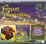 Moat On The Ledge + From Cropredy To Portmeirion + XXXV by Fairport Convention