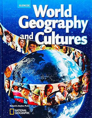 World Geography and Cultures, Student Edition (Glencoe World Geography compare prices)