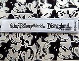 Walt Disney World Mens Mickey Mouse Donald Duck Goofy Necktie - Blue - One Size Neck Tie