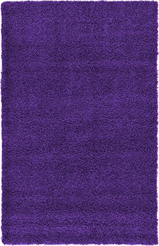 affinity-home-collection-pyl5x8shag-prl-soft-luxurious-plush-shag-rug-5-x-8-purple