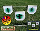 ZOMBIE ATTACK Target - Airsoft, BBs, Foam Darts - FlipGong