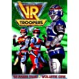 VR Troopers, Season 2, Volume 1