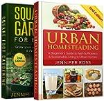 Backyard Gardening: Bundle: Book 1: U...
