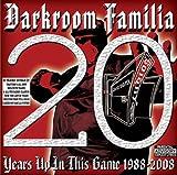 echange, troc Darkroom Familia - 20 Years Up in This Game 1988-2008