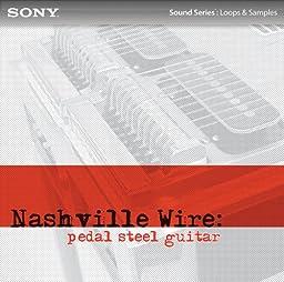 Nashville Wire: Pedal Steel Guitar [Download]