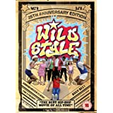 Wild Style - 25th Anniversary Special Edition [1982] [DVD]by Grandmaster Flash