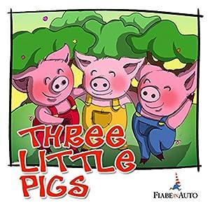 Three little pigs Audiobook