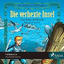 Die verhexte Insel (Die Ritter der Elfenkönigin 2) (       ungekürzt) von Peter Gotthardt Gesprochen von: Giannina Spinty