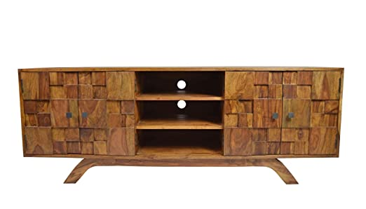Retro Sideboard Massiv Authentic Memory