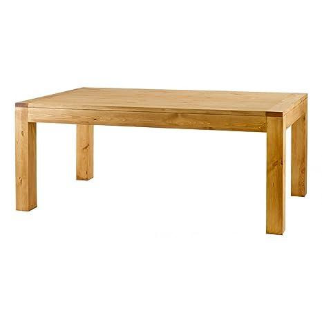 Table pin massif 180 x 80 cm Colorado-Table pin massif 180 x 80 cm Colorado