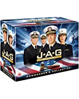 JAG Seasons 1-10 Complete [DVD]