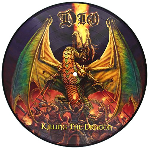 Dio Killing Of The Dragon Cd Covers
