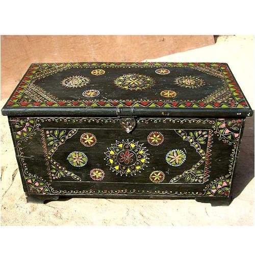 Buy low price indian rosewood distressed finish storage box chest trunk coffee table b00111uqkg Indian trunk coffee table