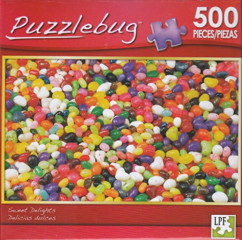 Puzzlebug 500 - Sweet Delights - 1