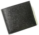 (ヴァレクストラ)Valextra 財布 メンズ 二つ折 (ブラック) V8L23-029-000N VX-41 [並行輸入品]