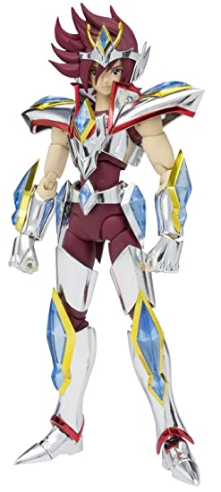 Figurine 'Saint Seiya' - Myth Cloth - Omega - Pegasus Kouga