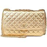 Da Milano Gold Shoulder Bag