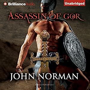 Assassin of Gor Audiobook