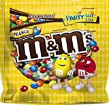 M&M's Peanut Chocolate Candy, 42 Ounce Pouch