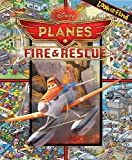 Disney® Planes Look and Find® Fire & Rescue