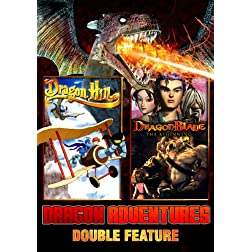 Dragon Adventures - Double Feature Epic Monsters stories combo