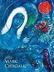 Marc Chagall 2016 - Bildkalender (42...