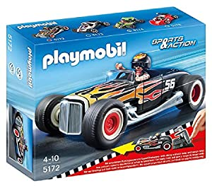 PLAYMOBIL Sports & Action - Heat Racer - 5172