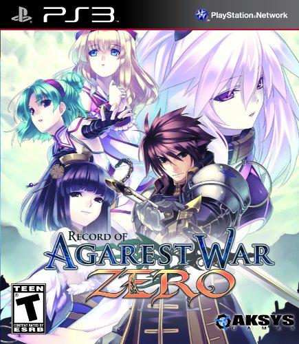 Record of Agarest War Zero – Standard Edition