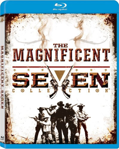 The Magnificent Seven Collection [Blu-ray]