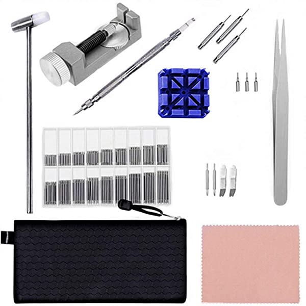 Watch Band Tool Kit,Multi-function Watch Repair Tools and Watch Band Link Removal Tool