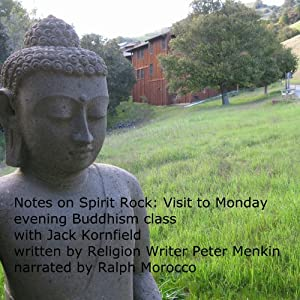 Notes on Spirit Rock Audiobook