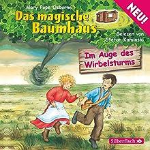 Im Auge des Wirbelsturms (Das magische Baumhaus 20) Hörbuch von Mary Pope Osborne Gesprochen von: Stefan Kaminski