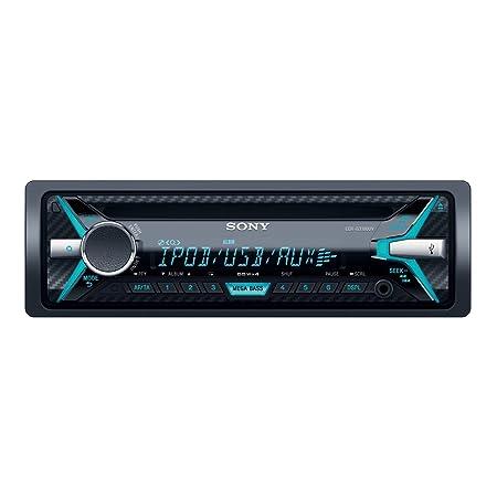 Sony CDX-G3100UV Autoradios En Façade