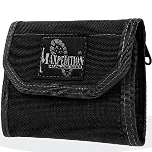 Maxpedition C.M.C. Wallet (Black)