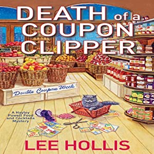Death of a Coupon Clipper | [Lee Hollis]