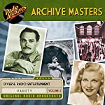 Archive Masters, Volume 2 |  Radio Archives