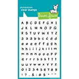 Lawn Fawn Clear Stamps - Harold's ABCs (LF317) (Color: Harold's Abcs)