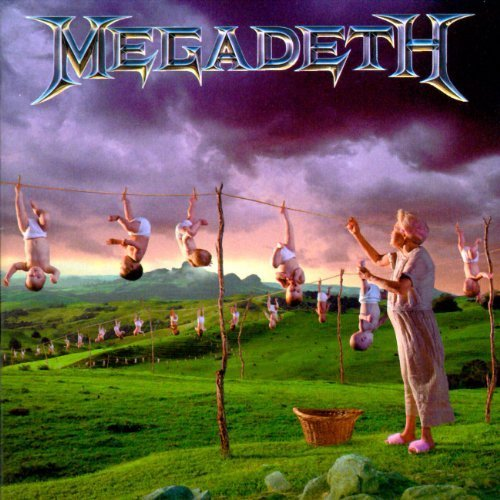 Youthanasia by Megadeth Extra tracks, Original recording remastered edition (2004) Audio CD by Megadeth