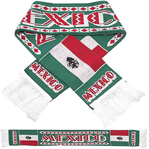 Mexico Soccer Team Scarf