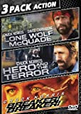 Lone Wolf McQuade / Hero And The Terror / Breaker! Breaker! (3 Pack Action)